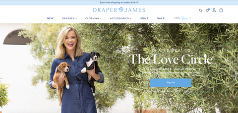 Draper James Loyalty Program