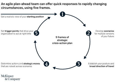 5 Frames of strategic crisis-action plan- McKinsey & Company