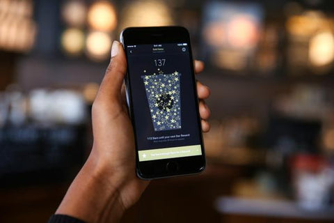Starbucks Reward App