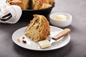 Iris Soda Bread With Manuka Honey Butter