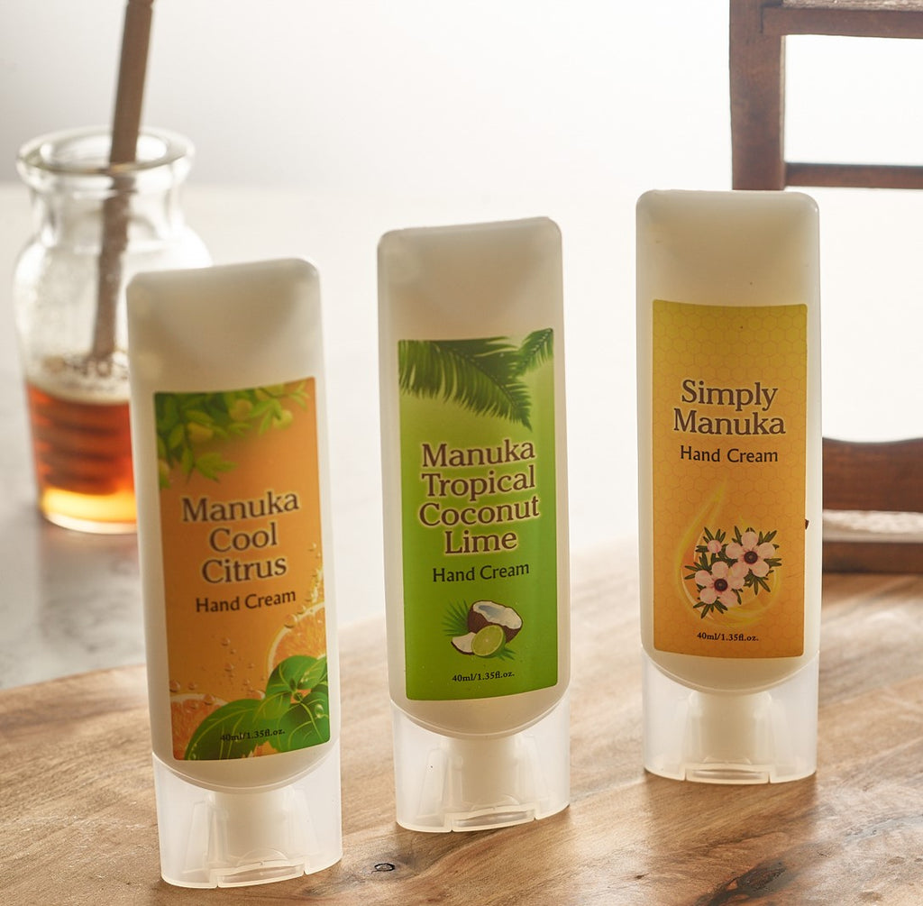 manuka honey hand creams