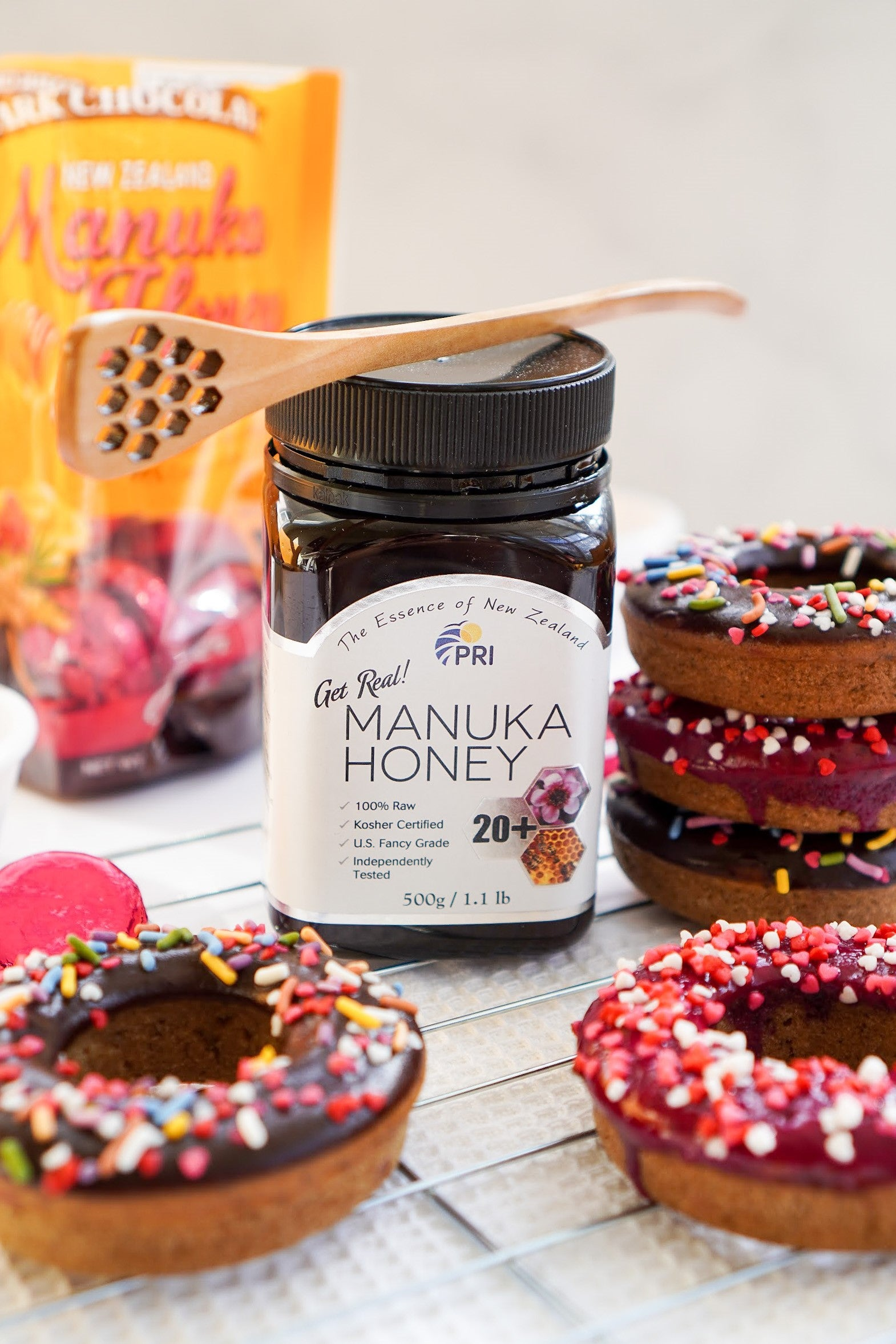 Why You Should Be Eating More Manuka Honey