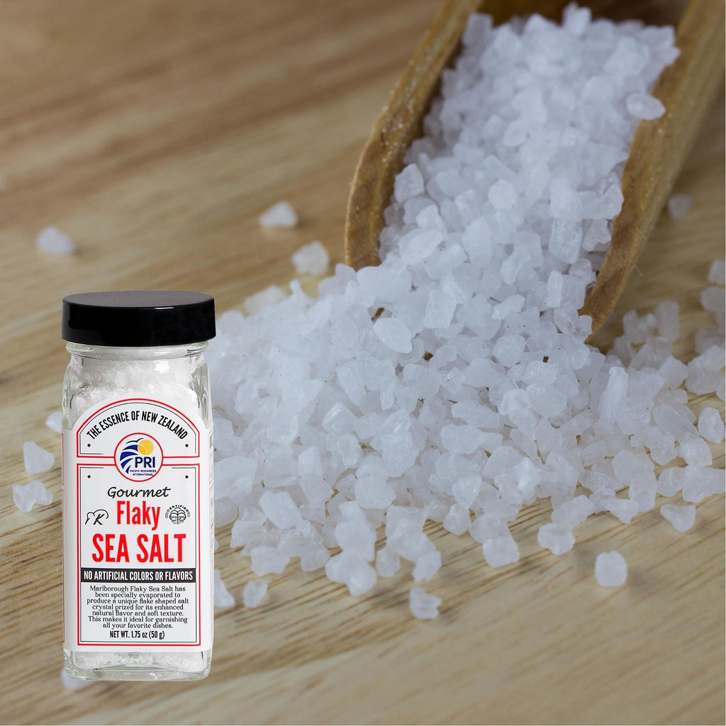 Flaky Sea Salts