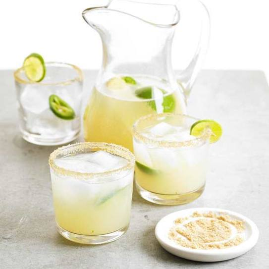 honey- limeade