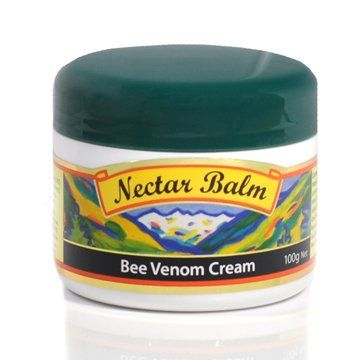 nectar balm with bee venom cream