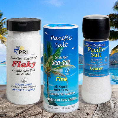 Pacific Sea Salt