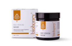 Certified Organic Bee Venom Mask