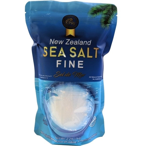 New Zealand Sea Salt-Fine
