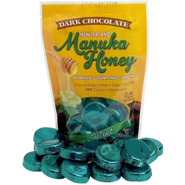 Treats - Dark Chocolate Manuka Honey Candy
