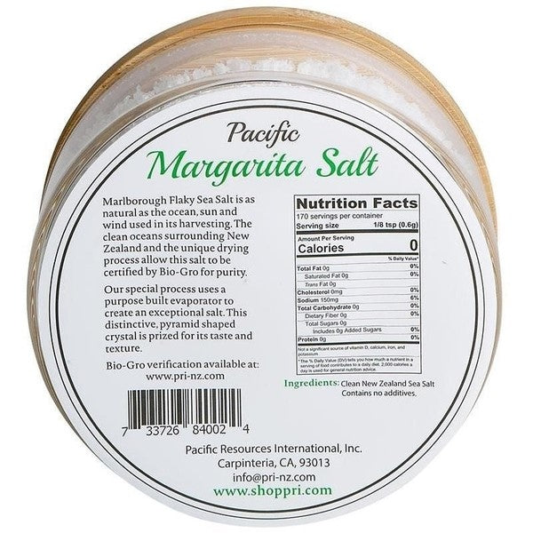 Pacific Sea Salt- Margarita Salt