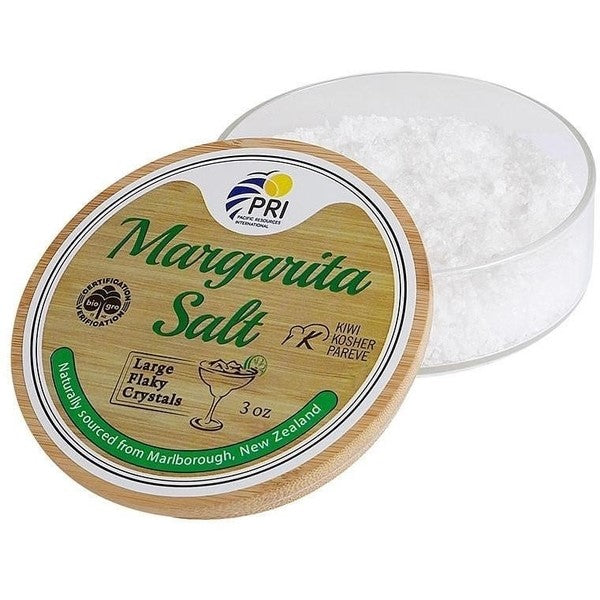 Pacific Sea Salt= Margarita Salt