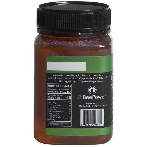 Gourmet Honey - Australian Organic Honey From PRI