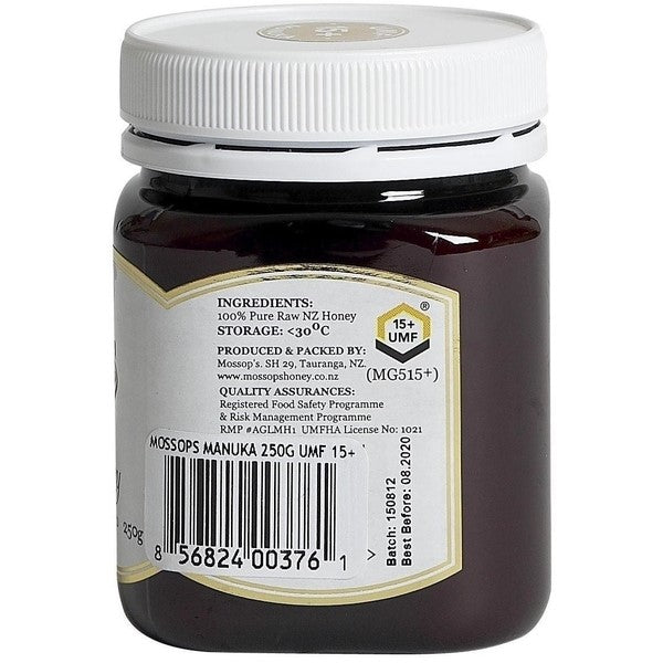 Manuka Honey - Manuka Honey UMF® 15+ 250g