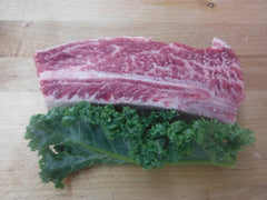 Beef Spare Ribs: $29.98/lb