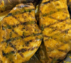 Honey Mustard Grilled Chicken Cutlets: $21.98/lb