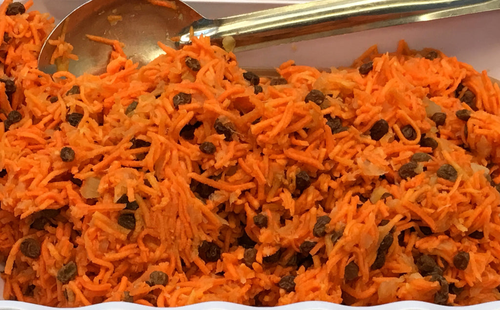 Kosher Carrot Salad