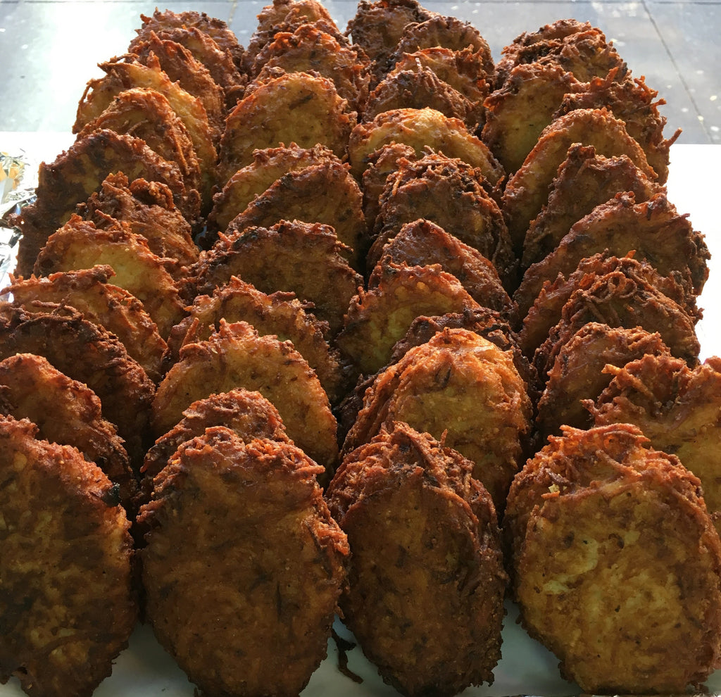 Potato Latkes $2.00