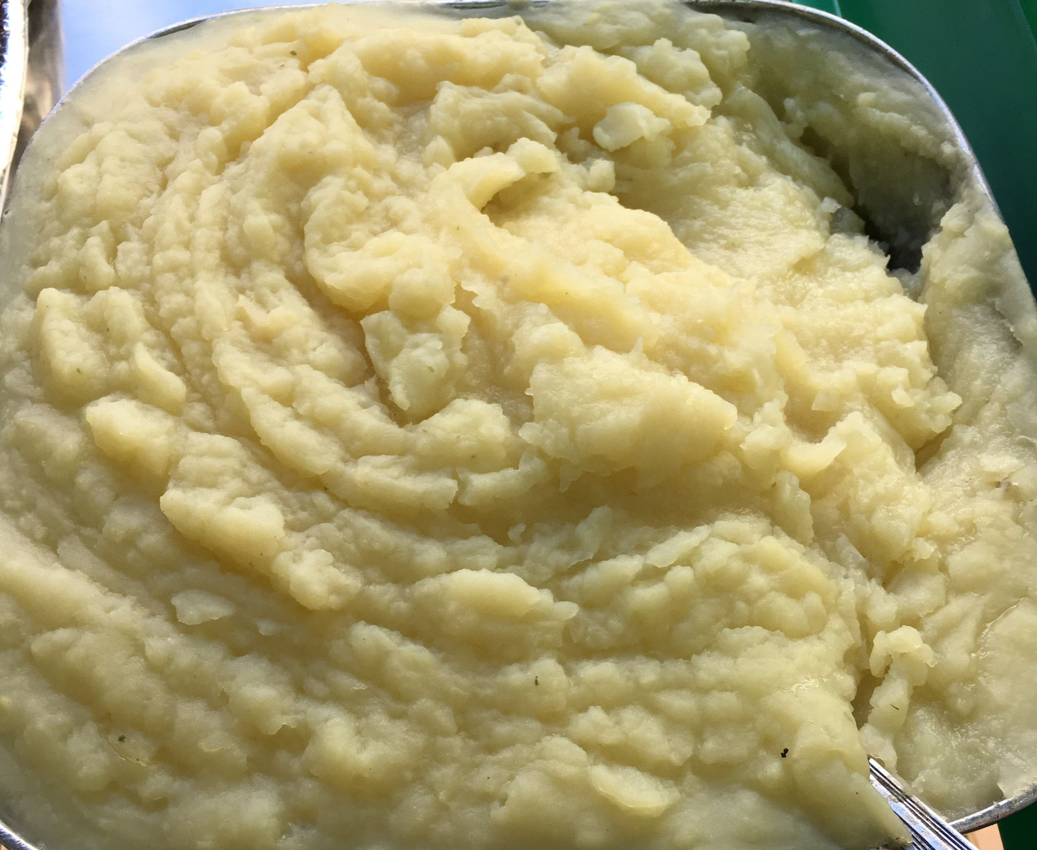Mashed Potatoes: $6.98/lb