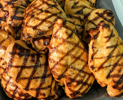 Grilled Chicken Cutlets: $19.98/lb
