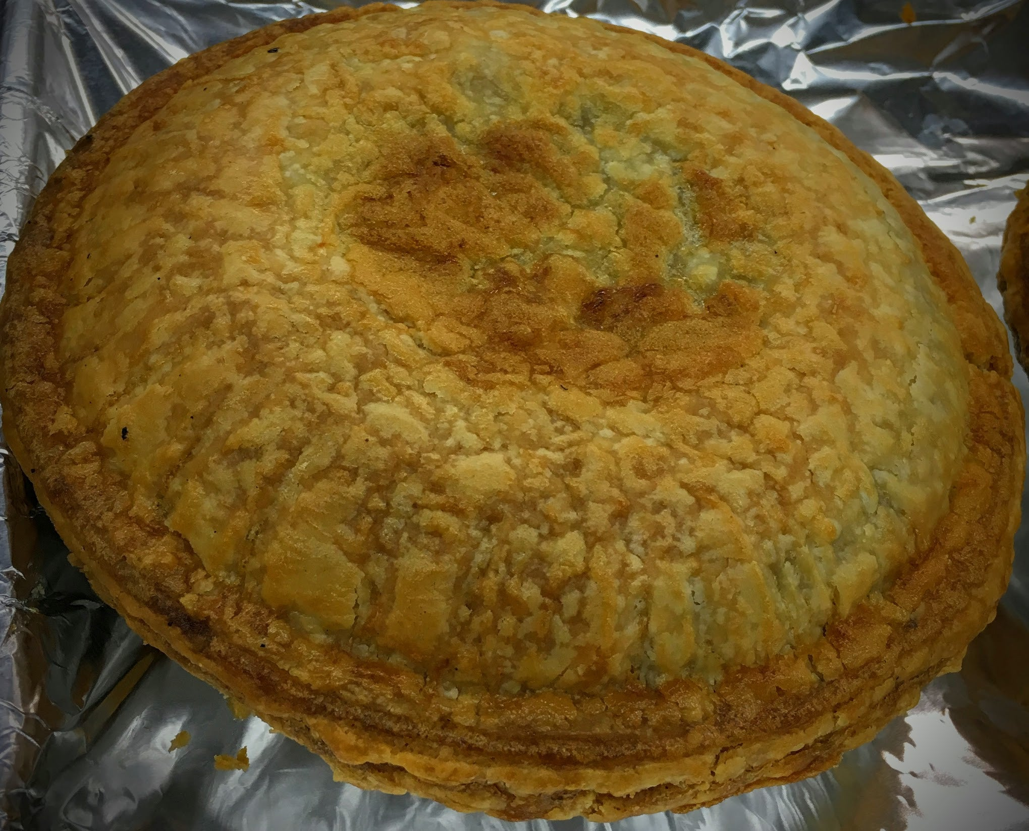 Kosher Chicken Pot Pie