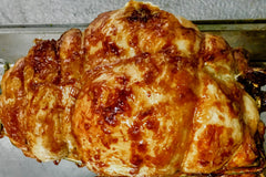 BBQ Turkey Boneless Roast: $23.98/lb