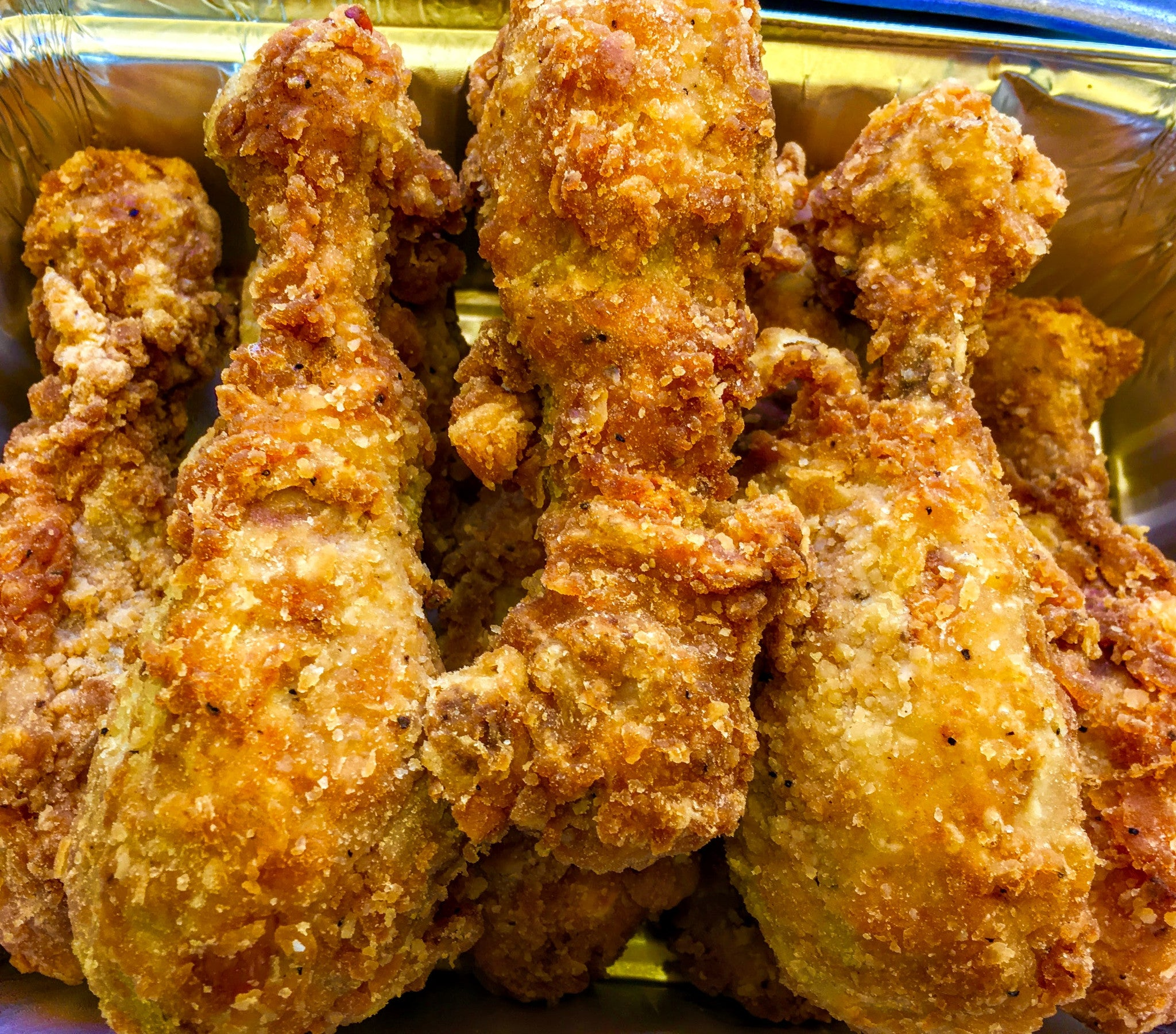 Fried Chicken: $9.98/lb
