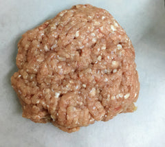 Veal Patties: $18.98/lb