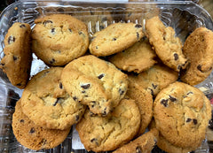 Choc Chip Cookies: $6.98