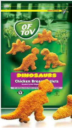 Of Tov Dino Nuggets
