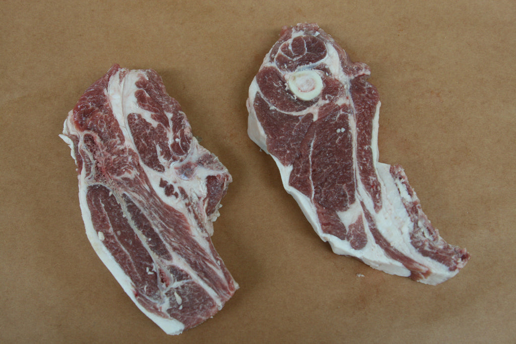 Shoulder Lamb Chops: $20.98/lb