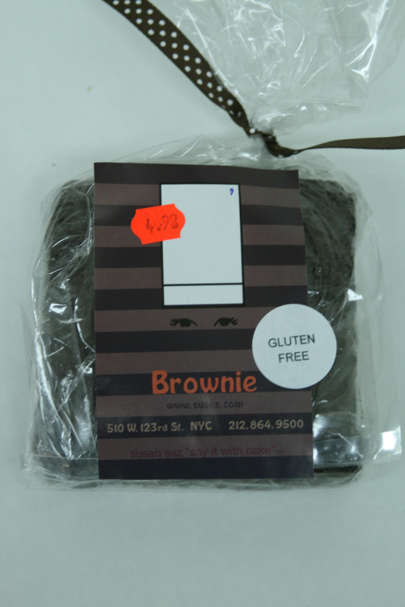 Susan Sez Brownie