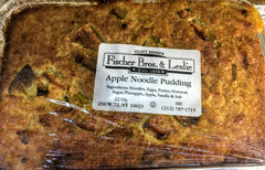 Kosher Apple Noodle Pudding