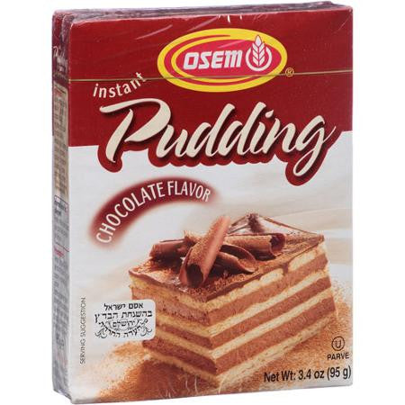 Chocolate Pudding