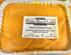 Sweet Potato Pone: $7.98/ea.