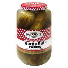 Batampte Garlic Pickles