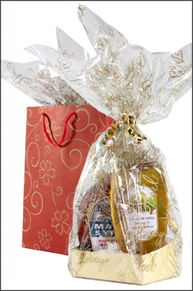 Holiday Gift Wrap & Bag
