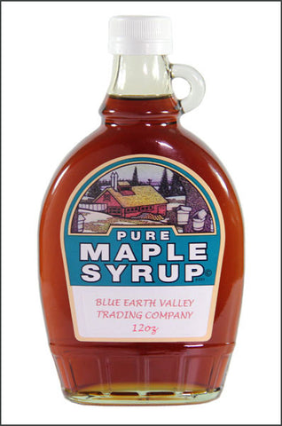 Pure Maple Syrup- 12 oz.