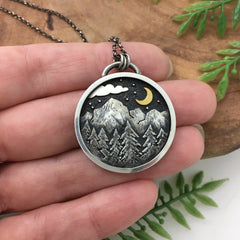 Mountain Jewelry by Kelly Limberg