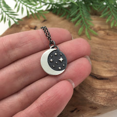 Crescent Moon Jewelry