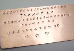 Personalized Solid Silver Money Clip