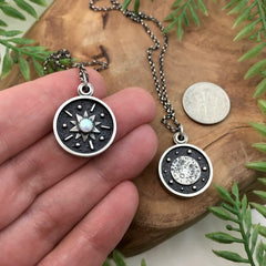 Mini Swivel Photo Lockets by Kelly Limberg
