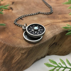 Handcrafted Silver Locket
