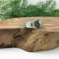 Artisan Design Wedding Band