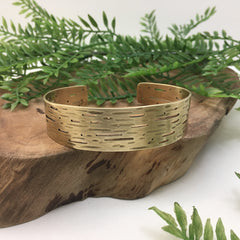 Birch Bark Jewelry