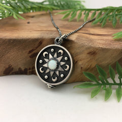 Mandala Jewelry One of a kind Locket