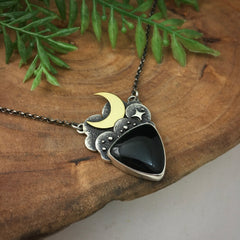 Witchy Moon Jewelry