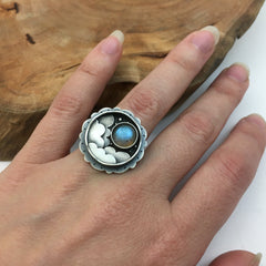 Night Sky Ring - In your size
