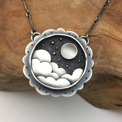 Night Sky & Sweet Dreams - Moonstone