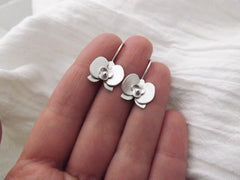 Orchid Earrings - 1