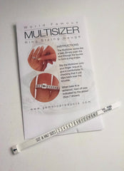 Ring Sizer Packaging